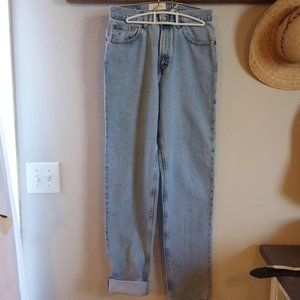 Vintage Gap Jeans Mom Jeans High Rise Light Wash